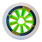 Atom Skates Boom Magic 100mm Inline Skate Wheels - 8 Pack