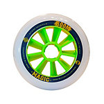 Atom Skates Boom Magic 110mm Inline Skate Wheels - 8 Pack