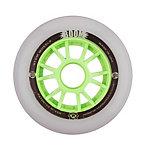 Atom Skates Boom 100mm Inline Skate Wheels - 8 Pack