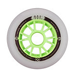 Atom Skates Boom 110mm Inline Skate Wheels - 8 Pack
