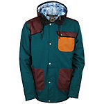 686 Forest Bailey Cosmic Happy Mens Insulated Snowboard Jacket