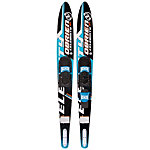 OBrien Celebrity Combo Water Skis With 700 Adjustable Bindings