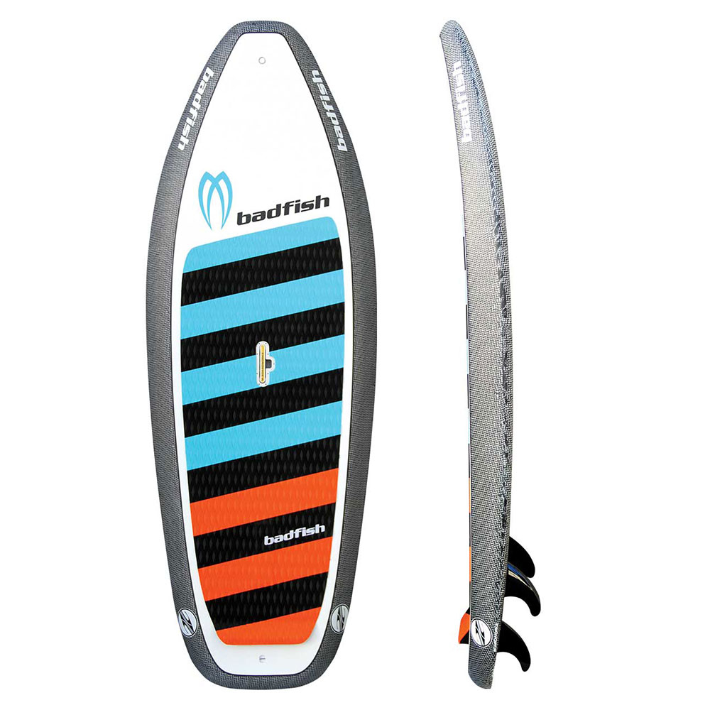 Boardworks Surf River Surfer 6'11 River Stand Up Paddleboard