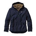 Patagonia Lined Canvas Hoody