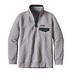 Patagonia Cotton Quilt Snap-T Pullover Womens Mid Layer