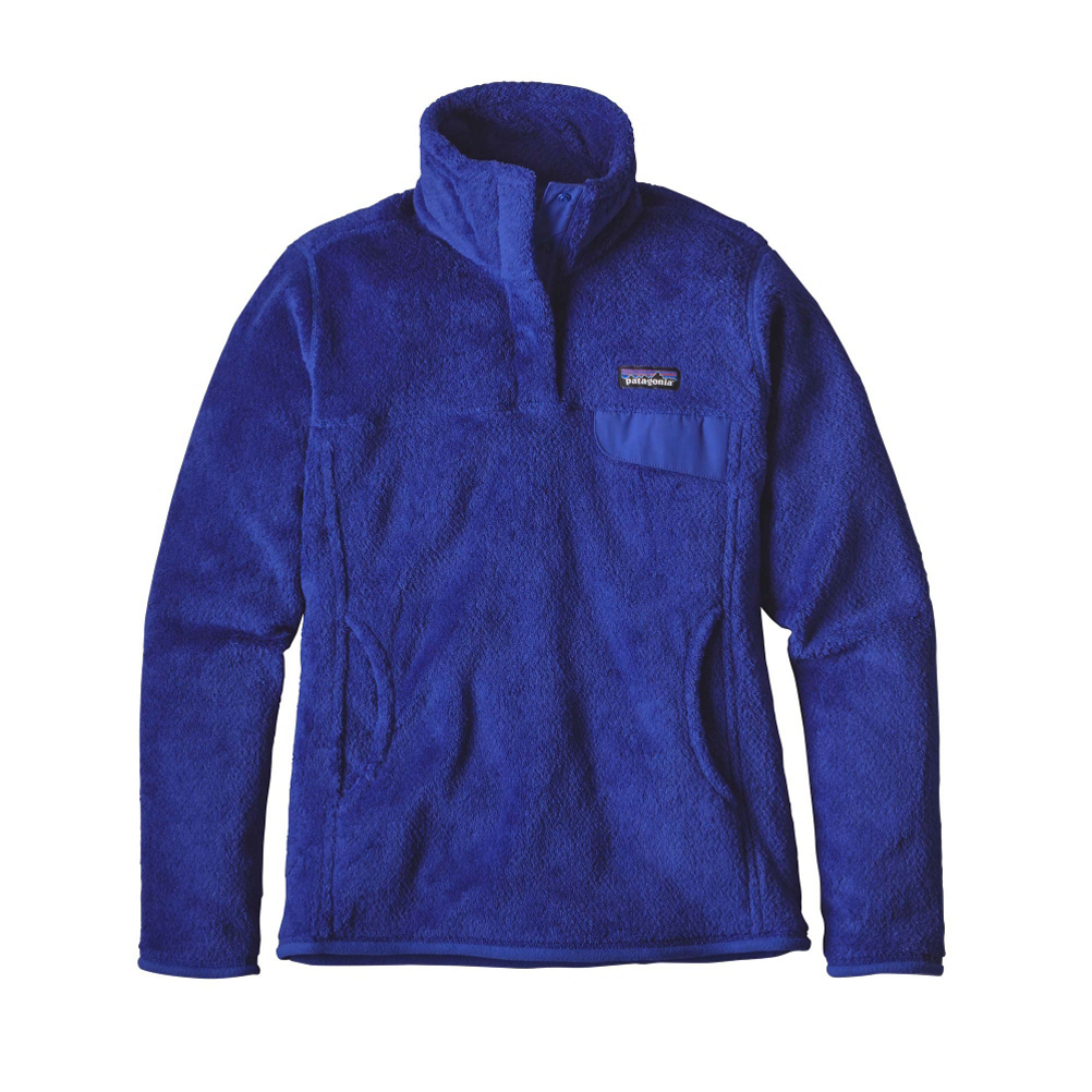 Patagonia Re Tool Snap T Fleece Pullover Womens Mid Layer