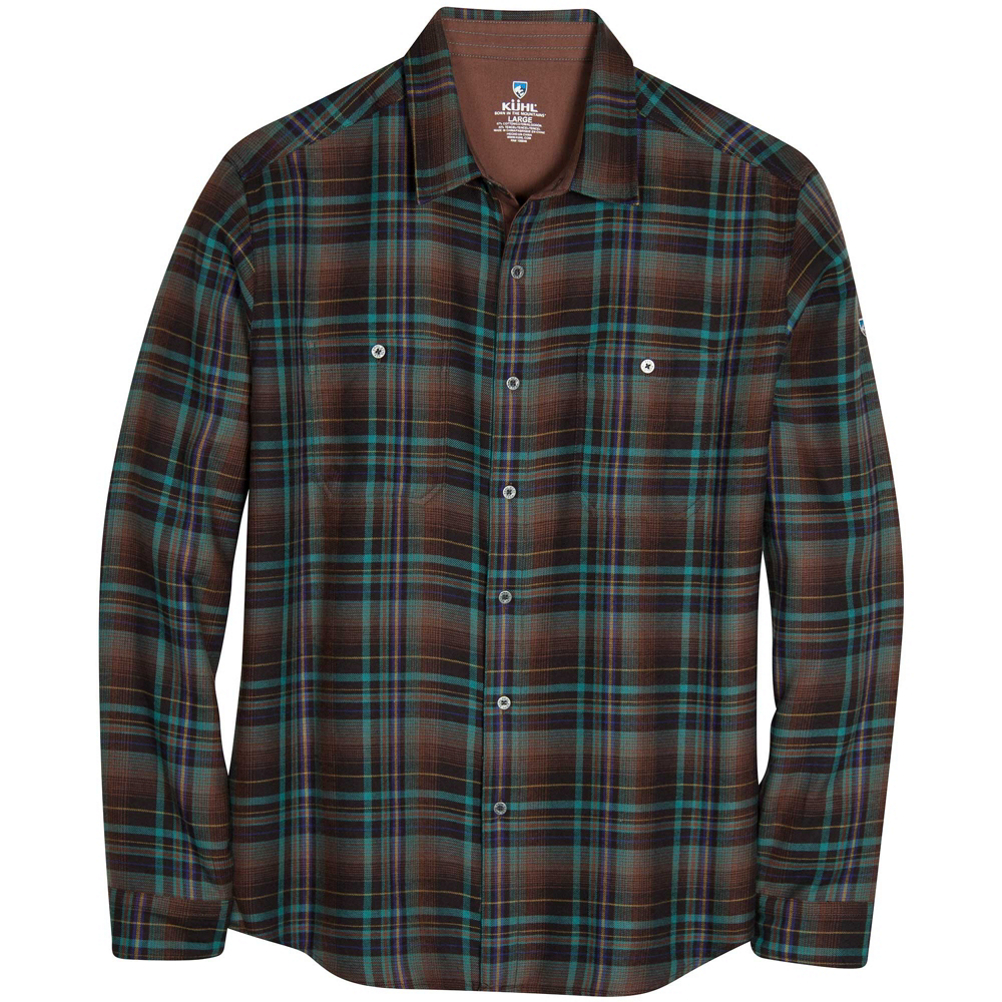 KUHL Fugitive Mens Flannel Shirt