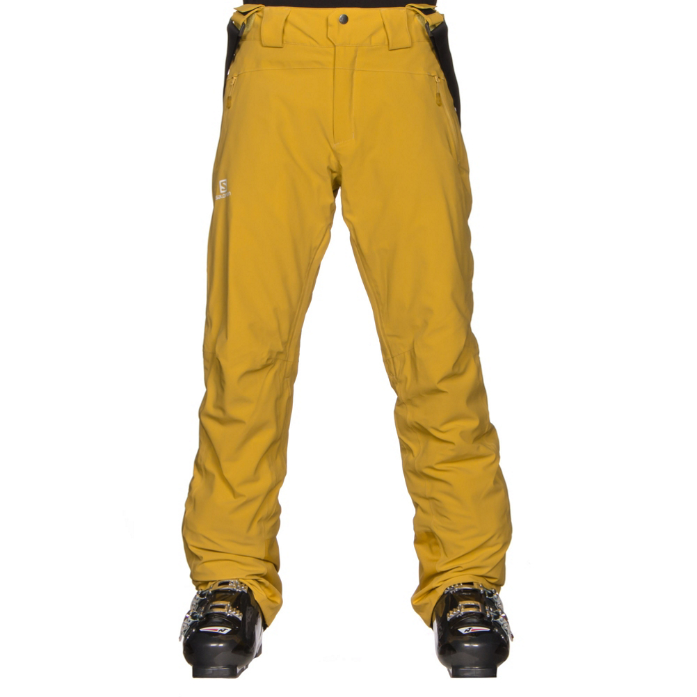 Salomon Iceglory Mens Ski Pants