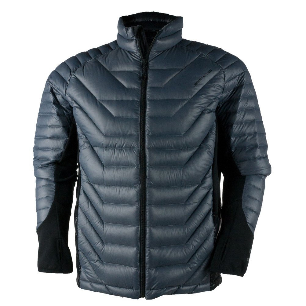 Obermeyer Kinetic Down Hybrid Mens Insulated Ski Jacket 444138999
