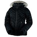 Obermeyer Aisha w/ Faux Fur Girls Ski Jacket