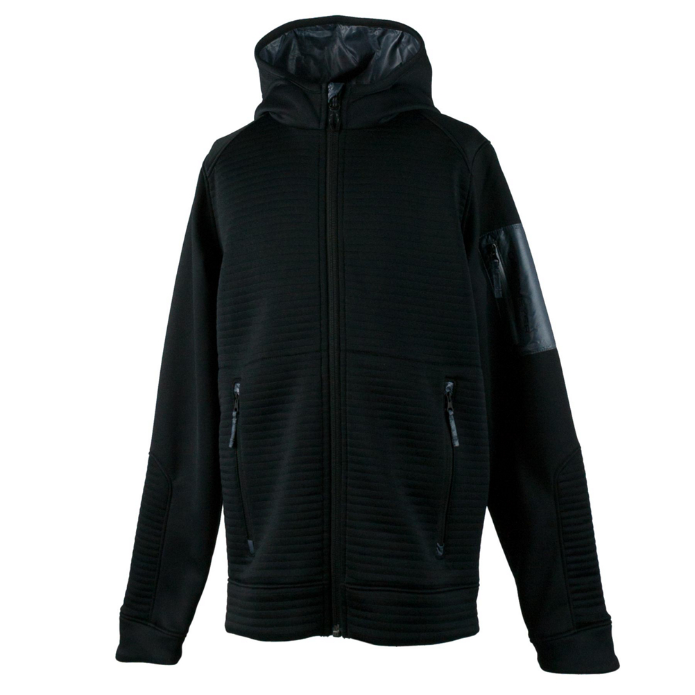 Obermeyer Match Fleece Hoodie Teen Boys Jacket