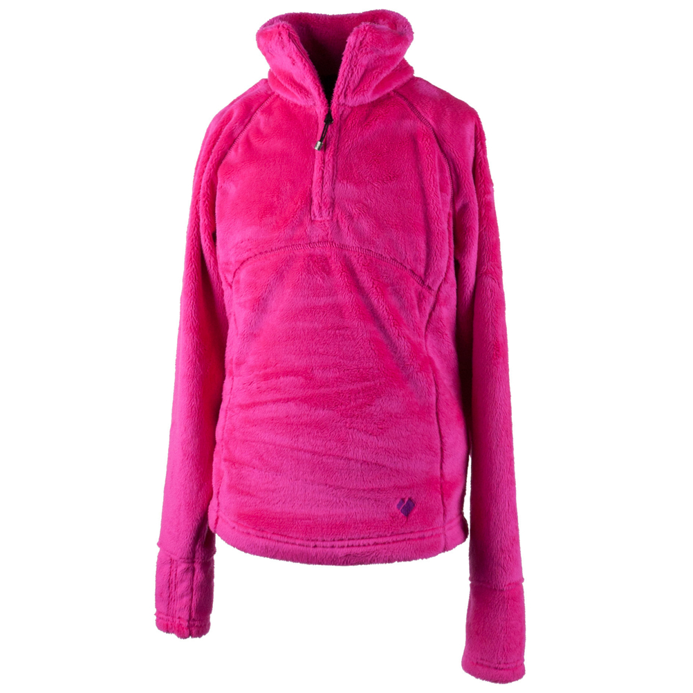 Obermeyer Furry Fleece Top Teen Girls Midlayer