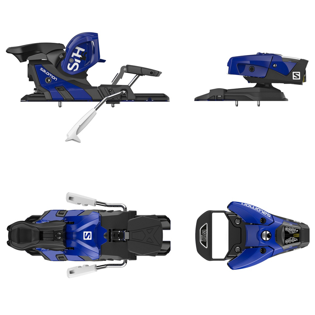 Salomon STH2 WTR 16 Ski Bindings 2017