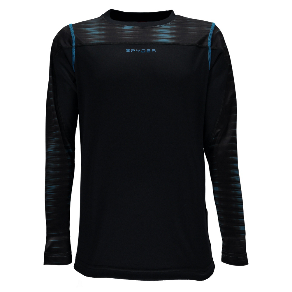 Spyder Havoc Long Sleeve Tech Kids Long Underwear Top