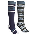 Burton Weekend 2 Pack Womens Snowboard Socks