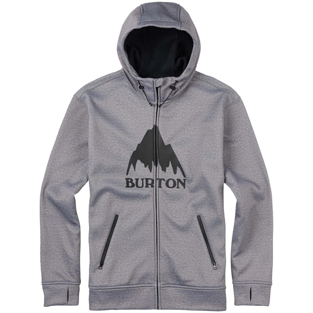 Burton Bonded Full Zip Mens Hoodie 450676999