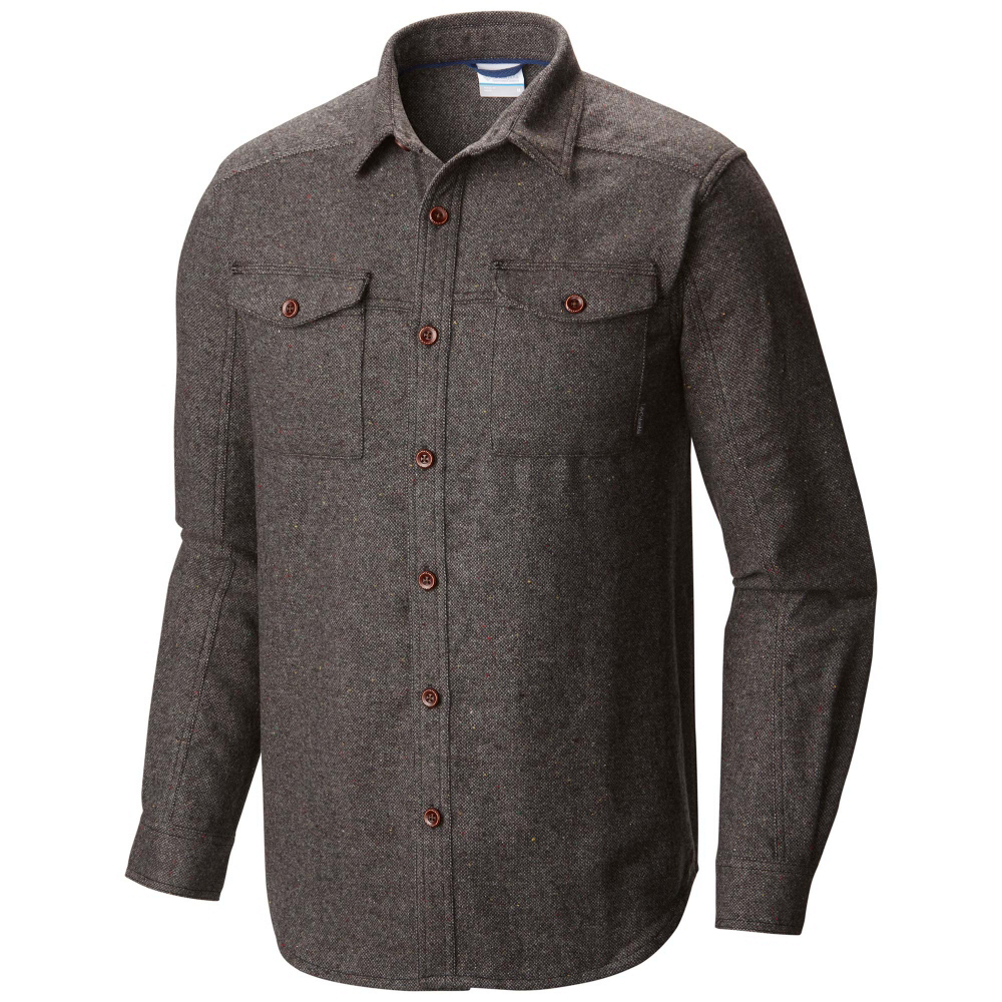 Columbia Sage Butte Long Sleeve Mens Flannel Shirt