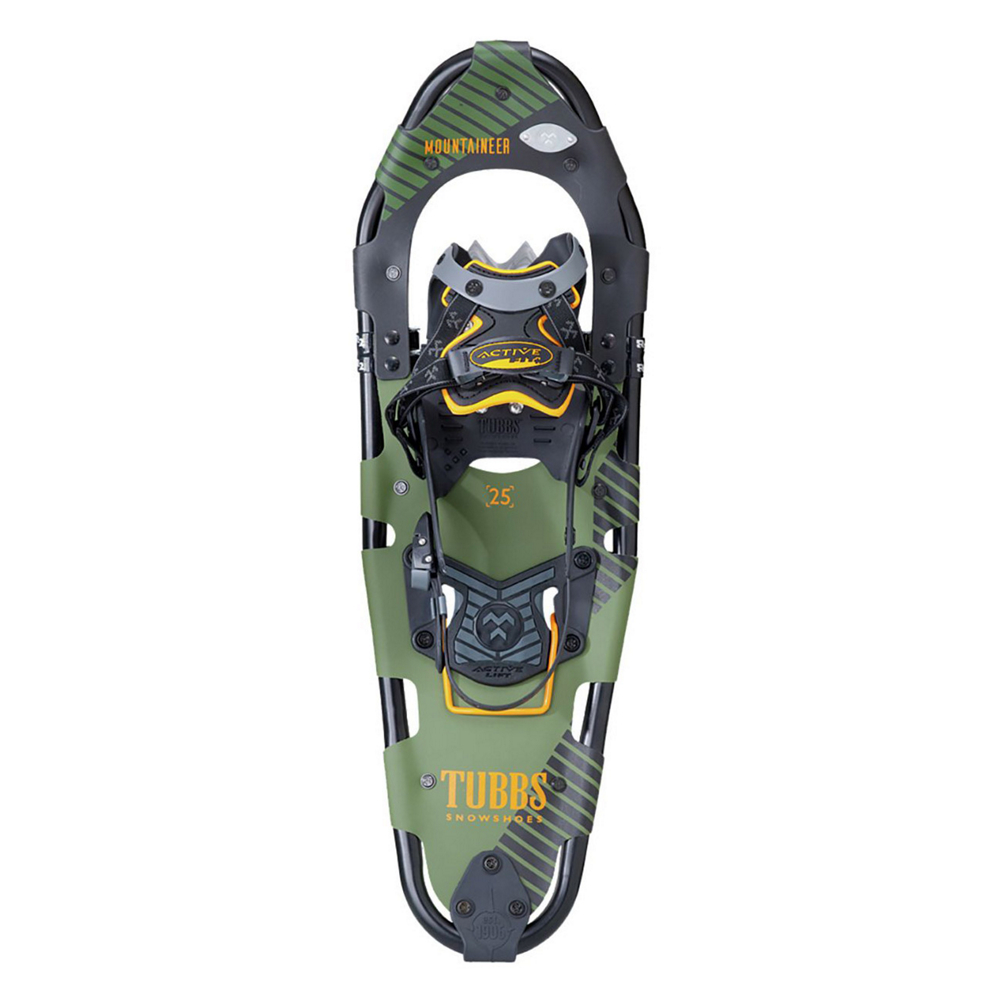 Tubbs Mountaineer Backcountry Snowshoes