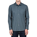 Volcom Everett Solid Long Sleeve Mens Shirt