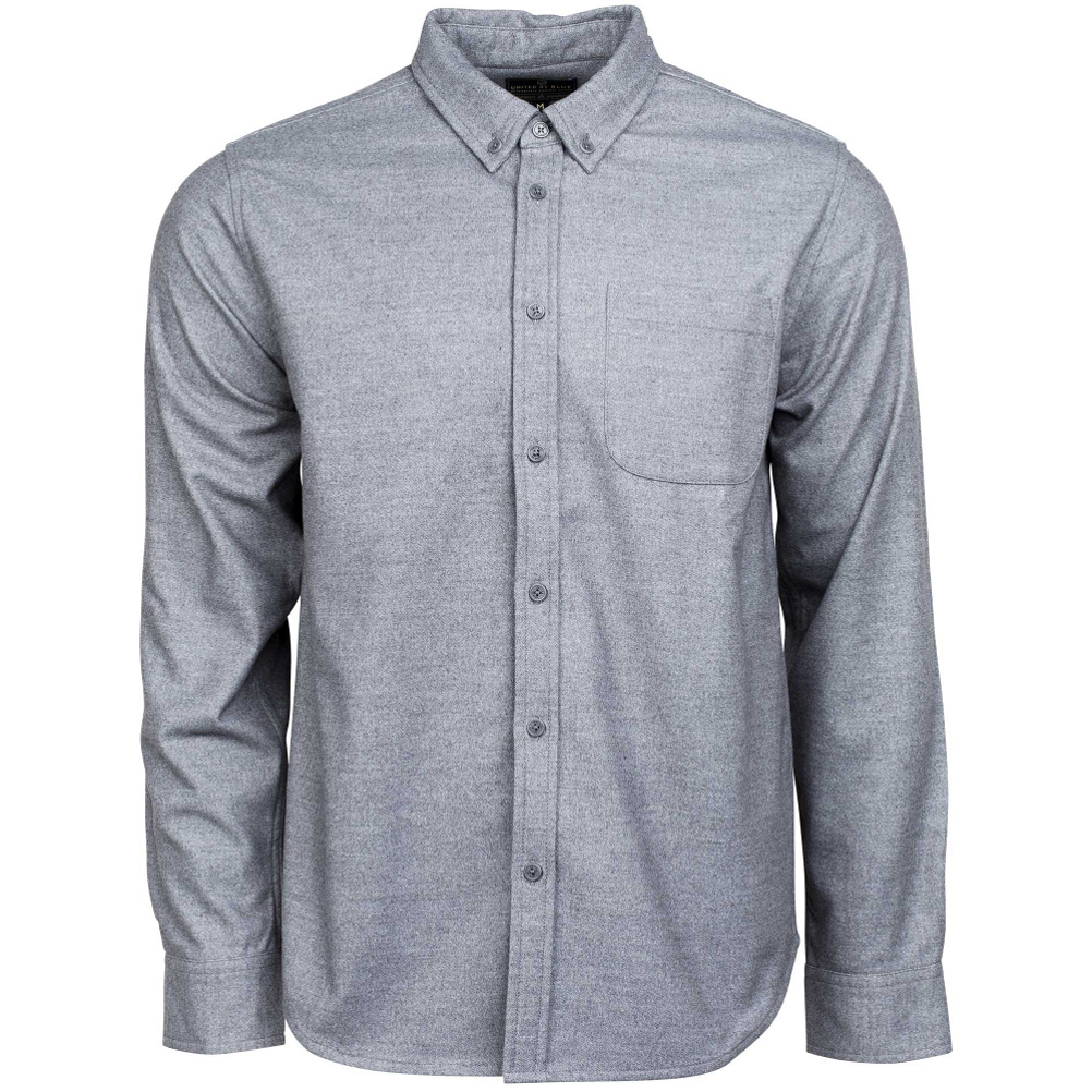 United By Blue Banff Wool Shirt Mens Shirt