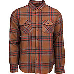 United By Blue Lhotse Wool Plaid Mens Shirt