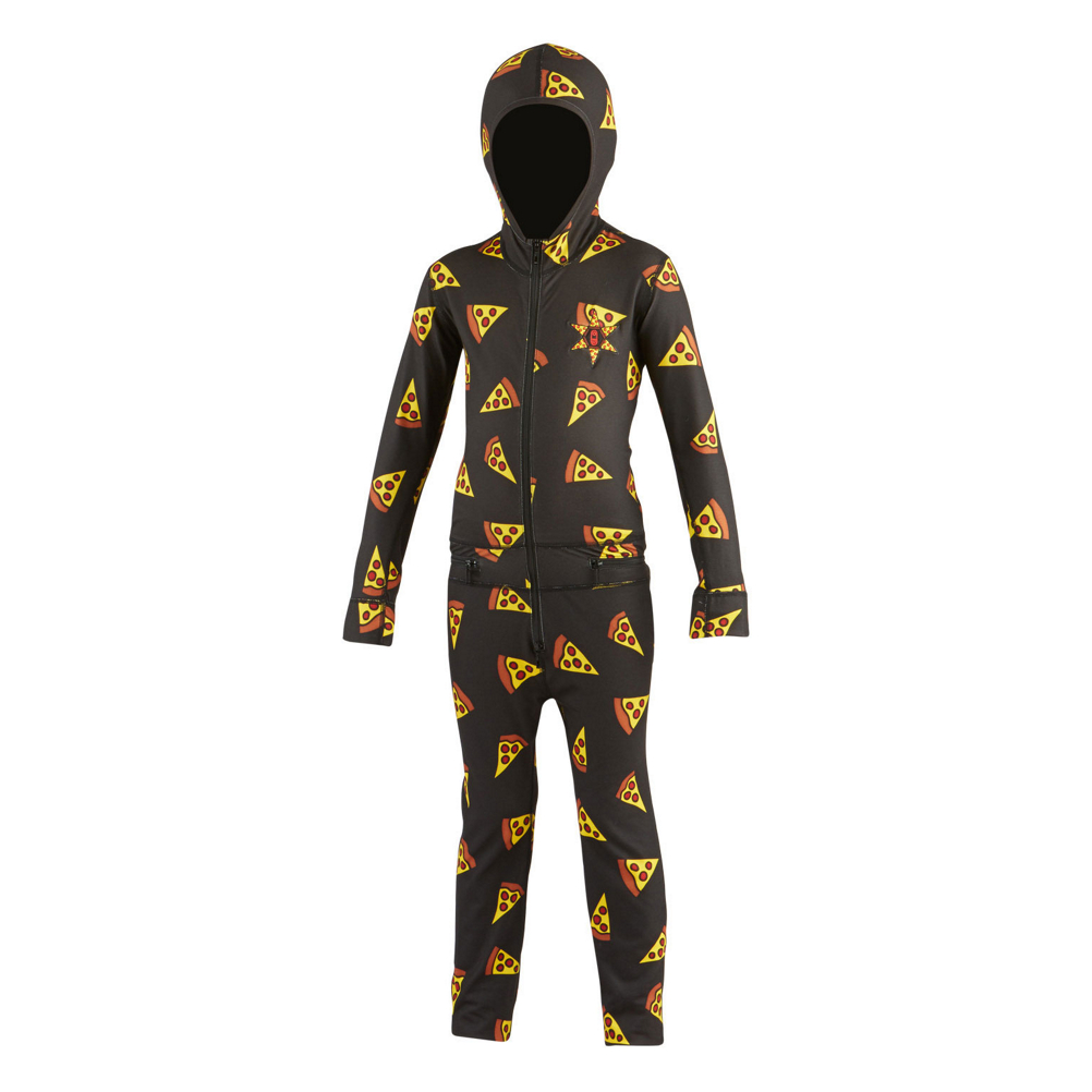 Image of Air Blaster Ninja Suit Kids Long Underwear Top