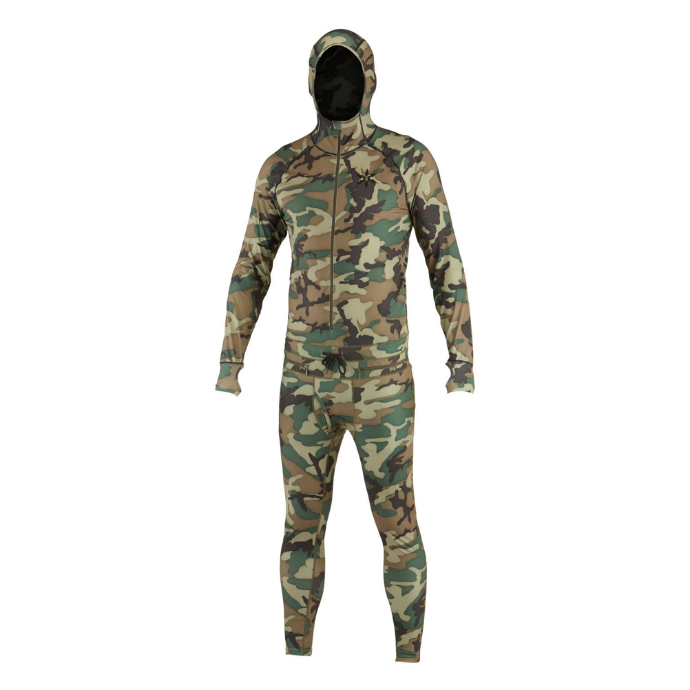 Image of Air Blaster Classic Ninja Suit Mens Long Underwear Top
