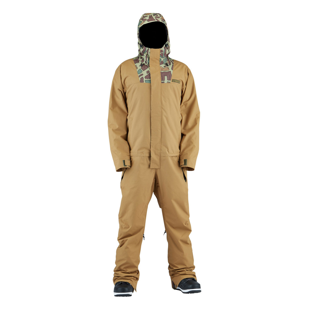 Image of Air Blaster Freedom Mens One Piece Ski Suit