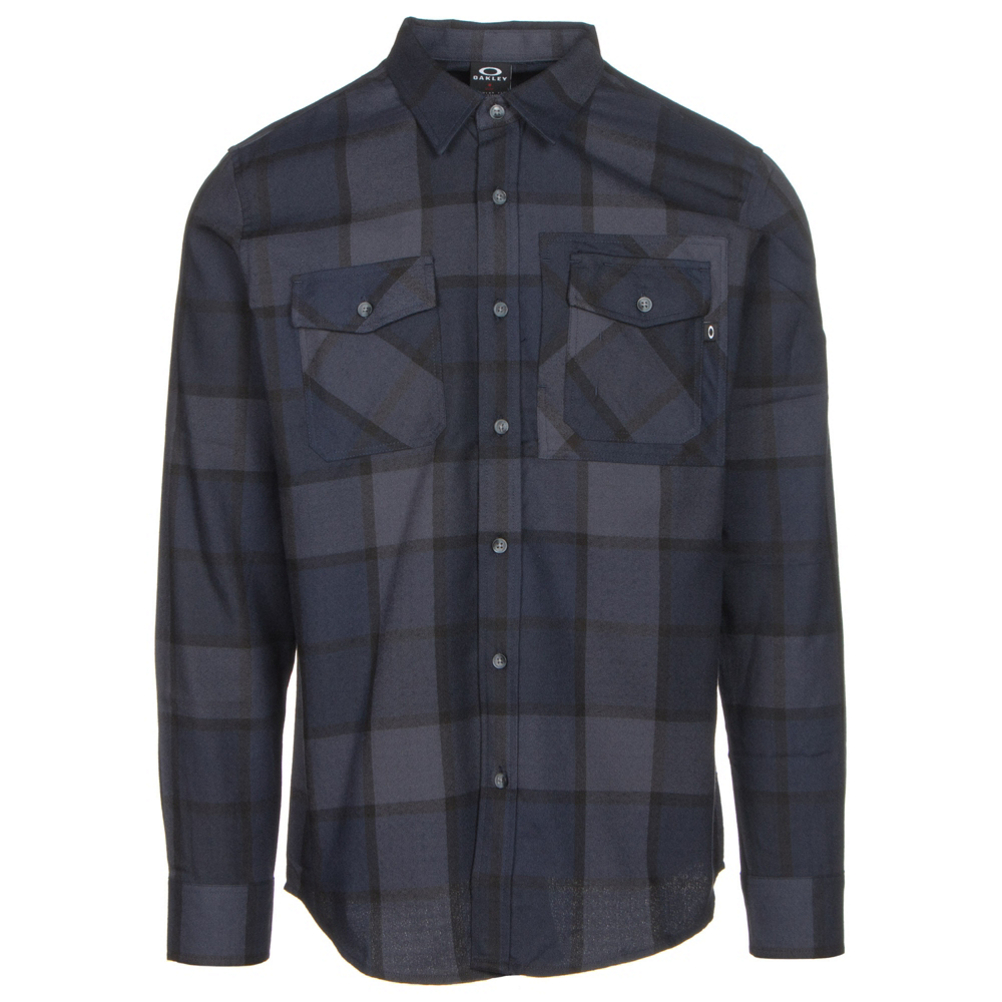 Oakley Adobe Woven Mens Flannel Shirt 455696999