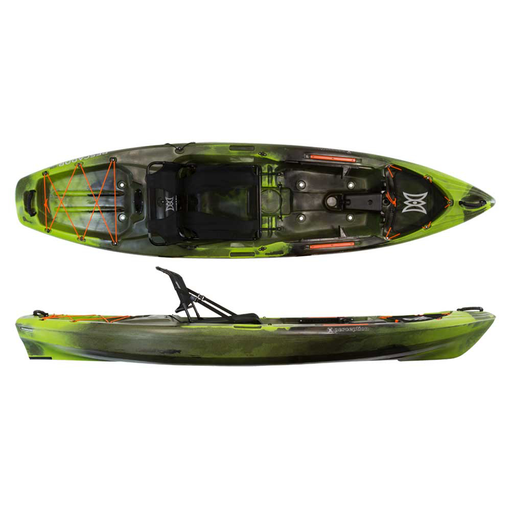 Tamarack 120 sport fishing kayak for Dicks sporting goods fishing kayak