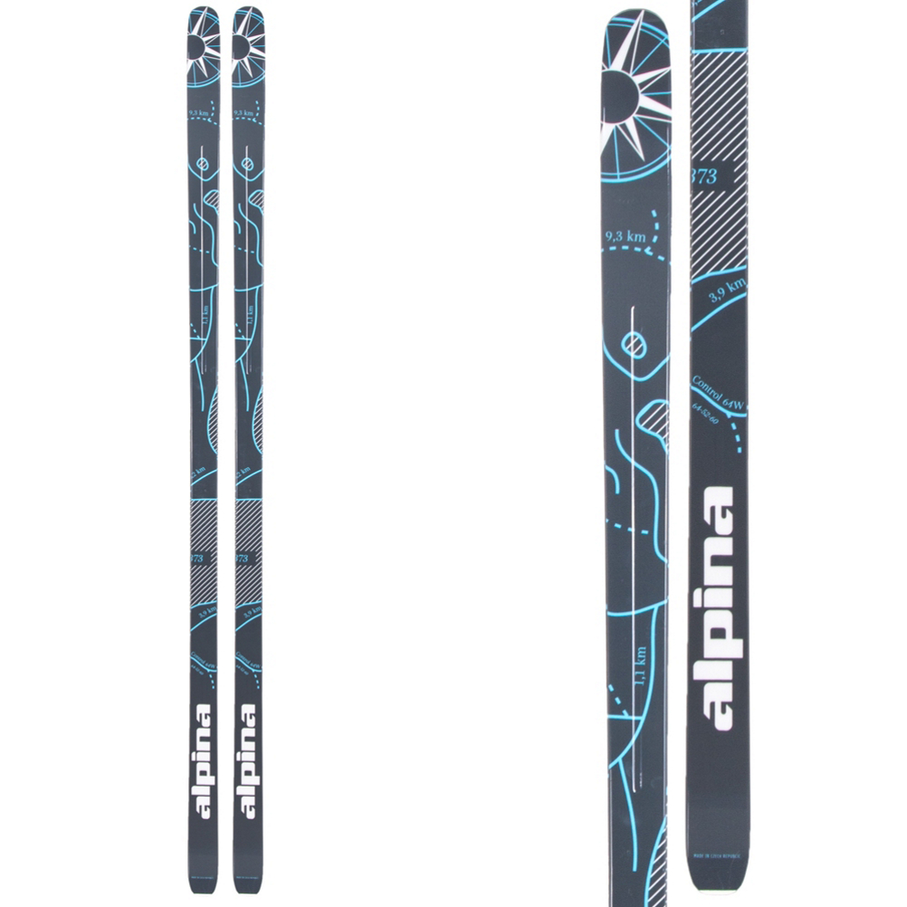 Alpina Control 64 W Cross Country Skis