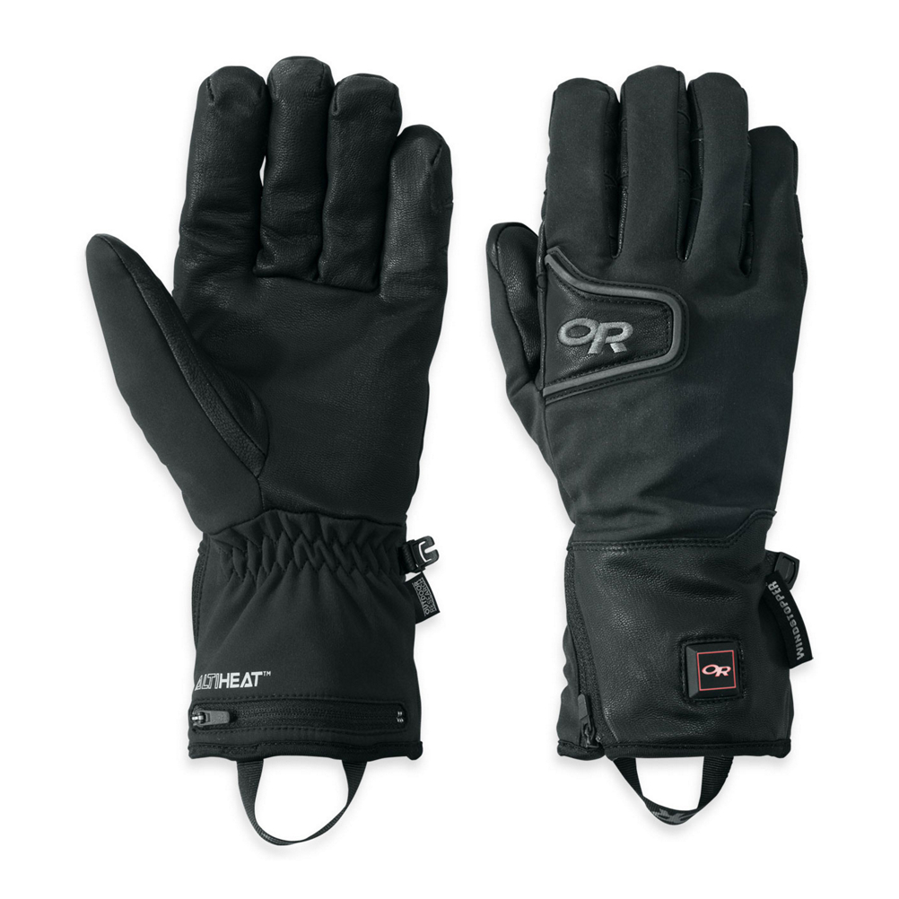 Outdoor Research StormTracker Heated Heated Gloves and Mittens 456584999