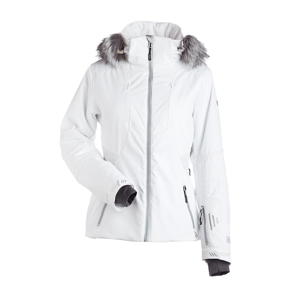 NILS Dakota Special Edition Fur Womens Insulated Ski Jacket 457166999