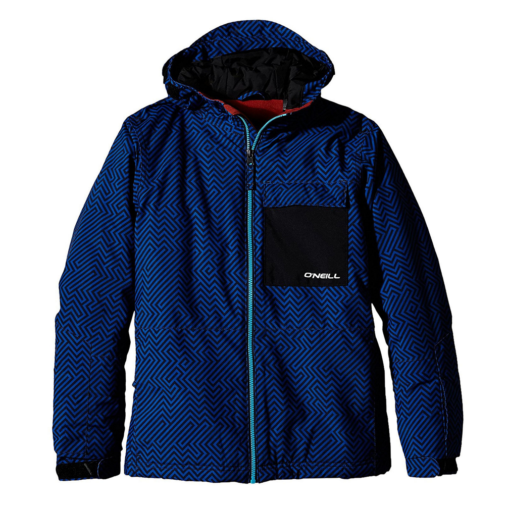 O'Neill Newton Boys Snowboard Jacket 460336999