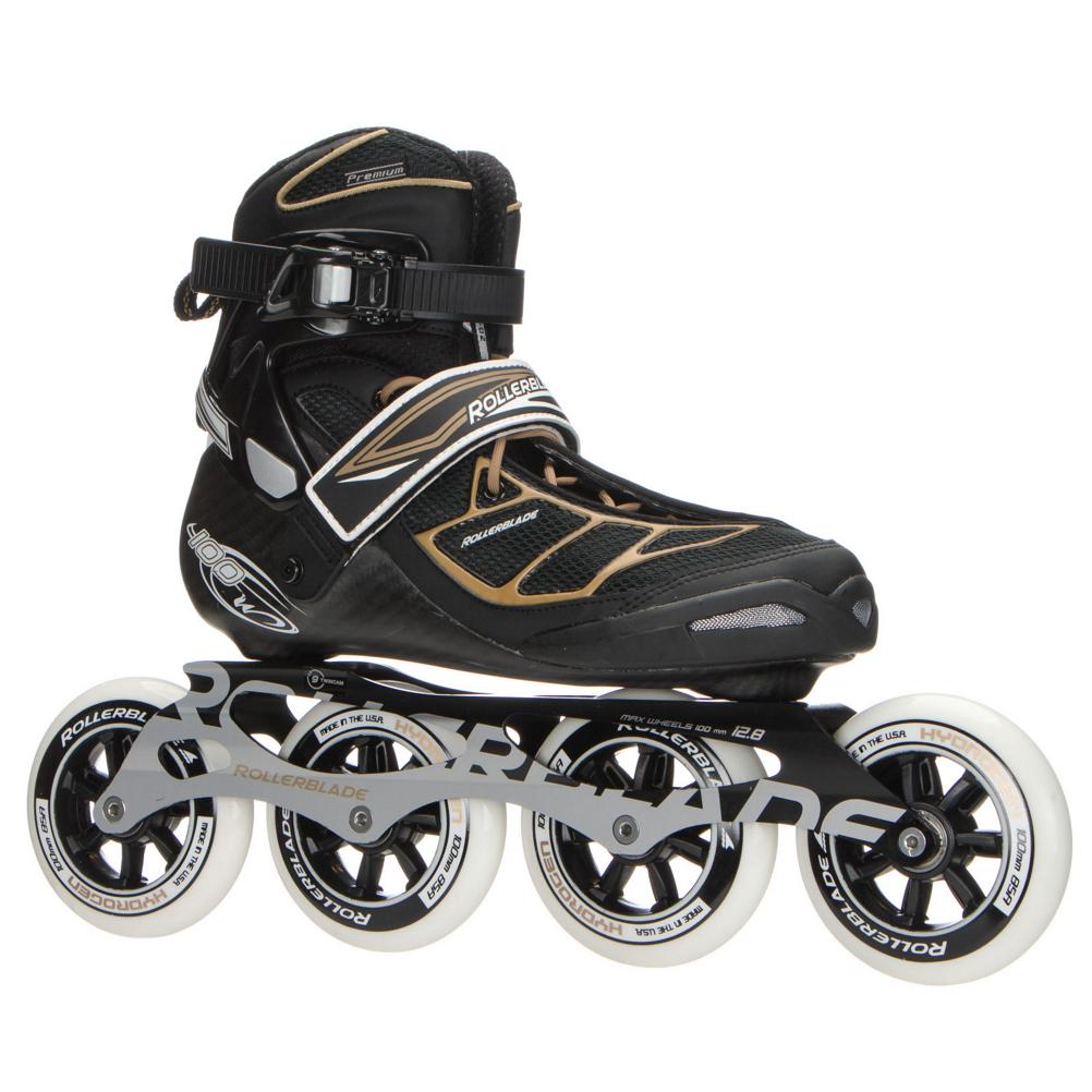 Rollerblade Tempest 100 C Womens Inline Skates