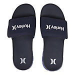 Hurley Fusion Suede Slide Mens Sandals