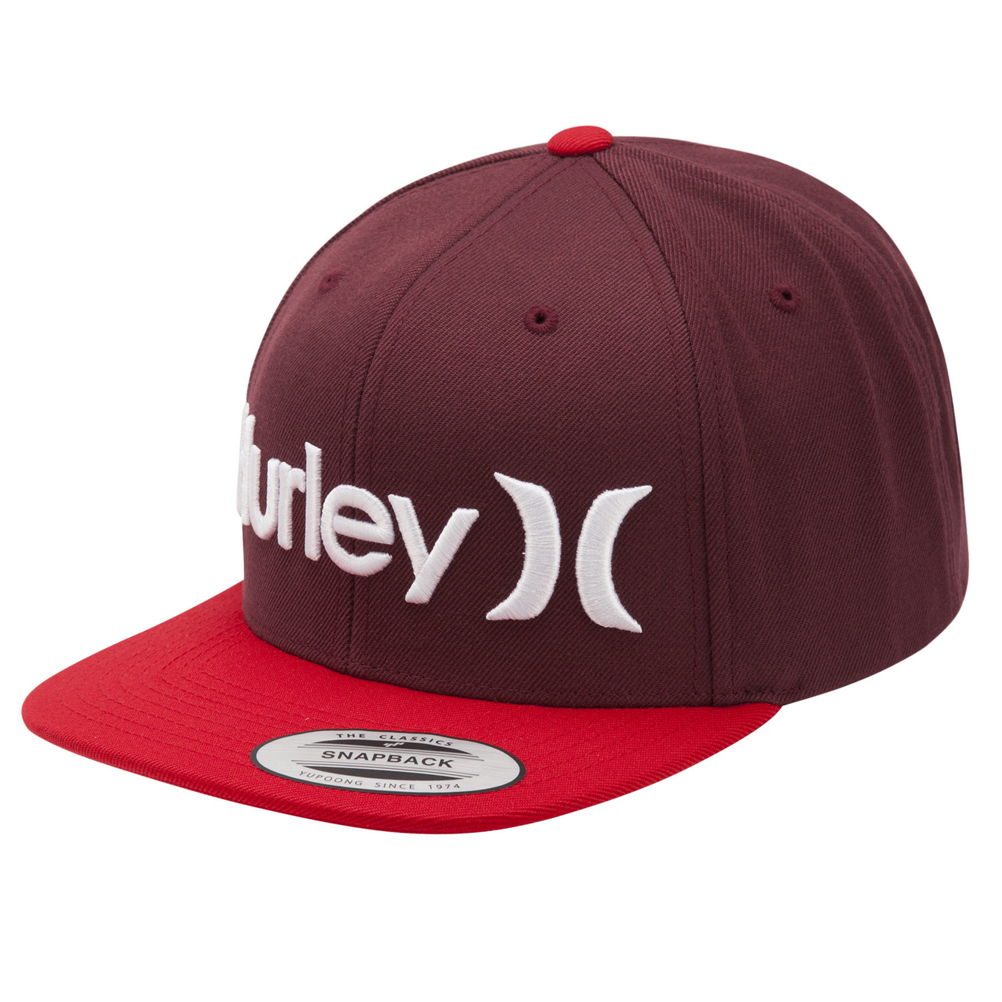 Hurley One and Only Snapback Hat