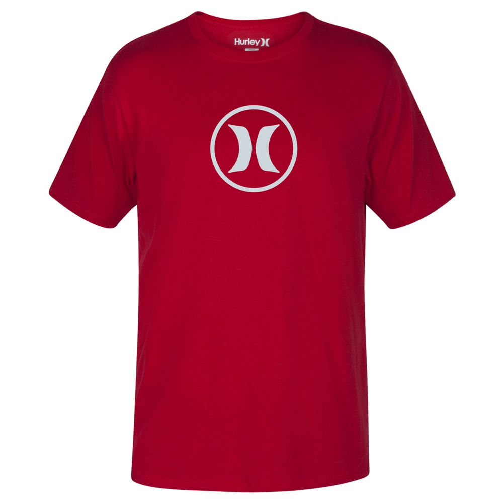 Hurley Circle Icon Dri-Fit Mens T-Shirt 463790999