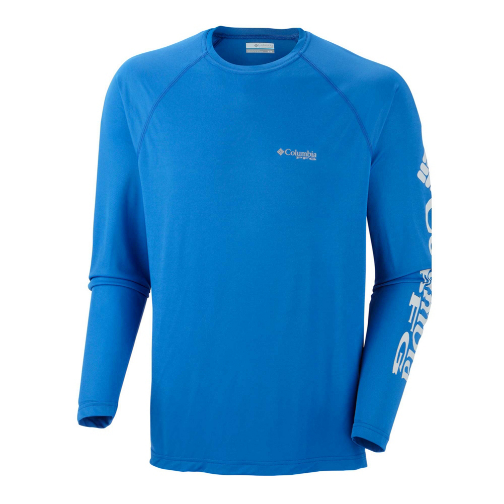 Columbia PFG Terminal Tackle Long Sleeve Mens Shirt