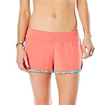 Carve Designs Minna Womens Hybrid Shorts
