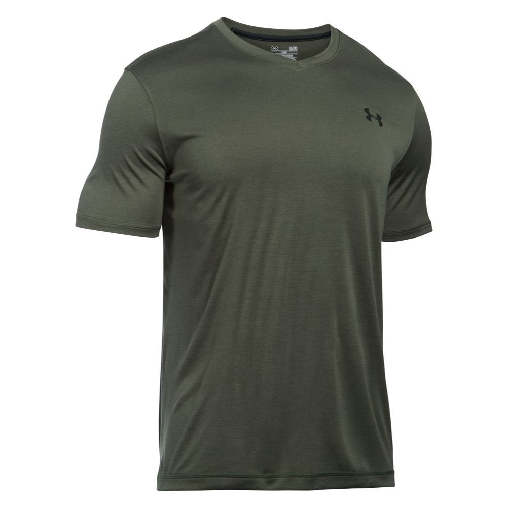 Under Armour Tech V-Neck Mens T-Shirt 465757999