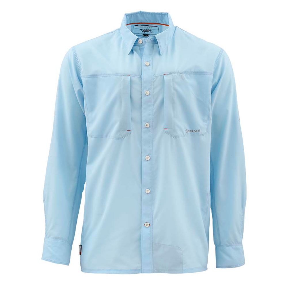 Simms Ultralight Long Sleeve Mens Shirt