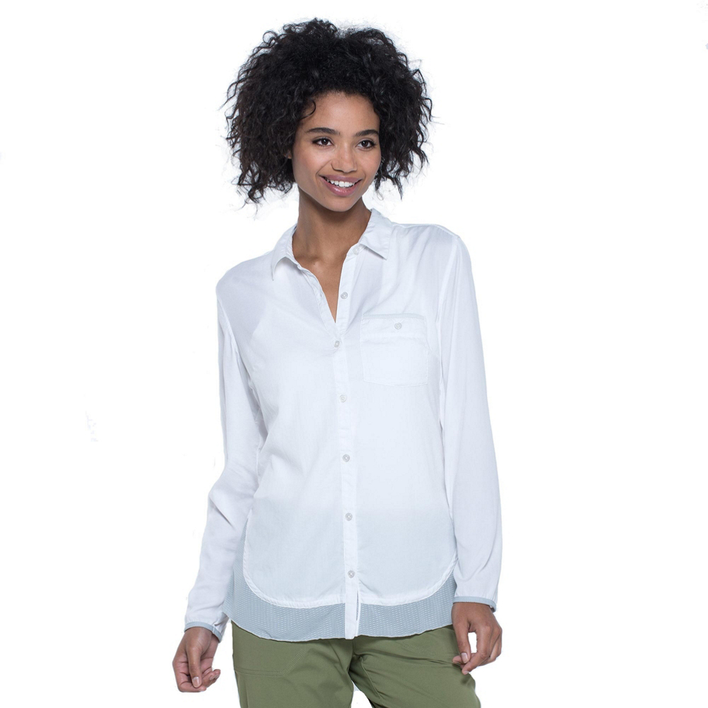 Toad&Co DeBug Hike-Thru Long Sleeve Womens Shirt