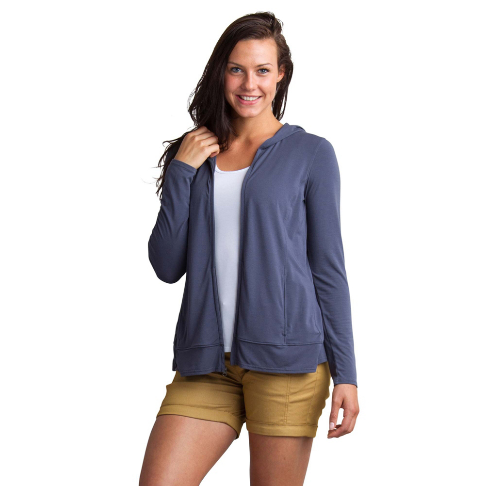 Product image of ExOfficio Sol Cool Crossback Womens Hoodie