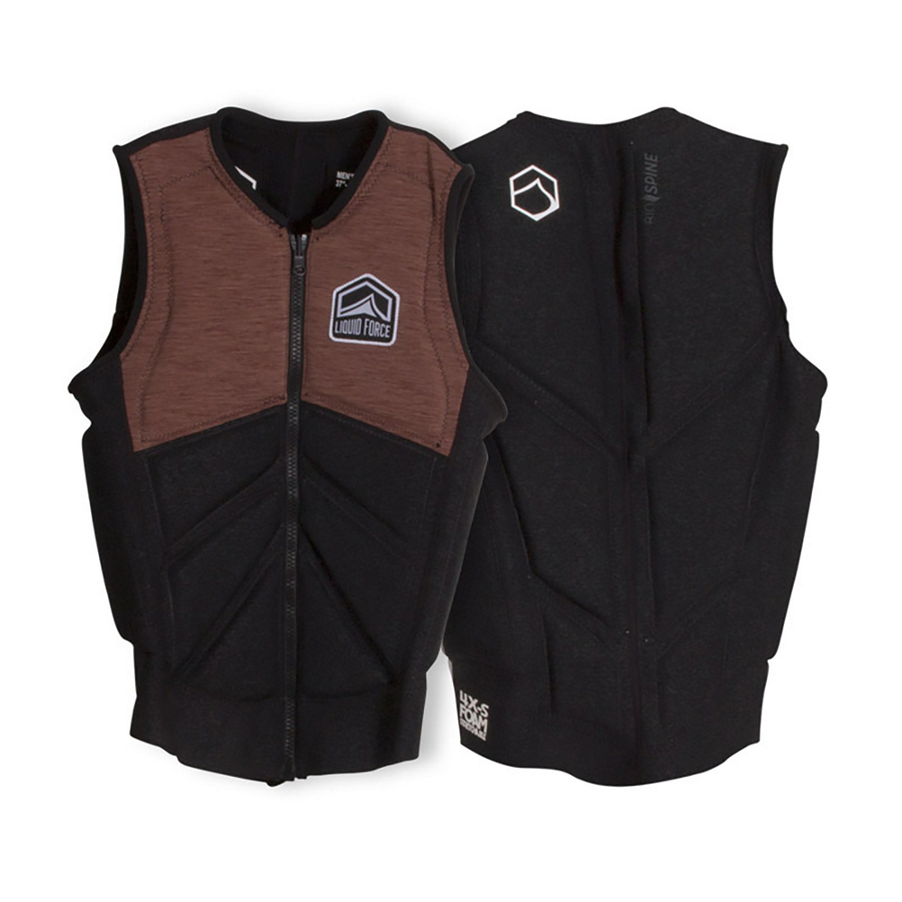 Liquid Force Z Cardigan Comp Adult Life Vest 2017