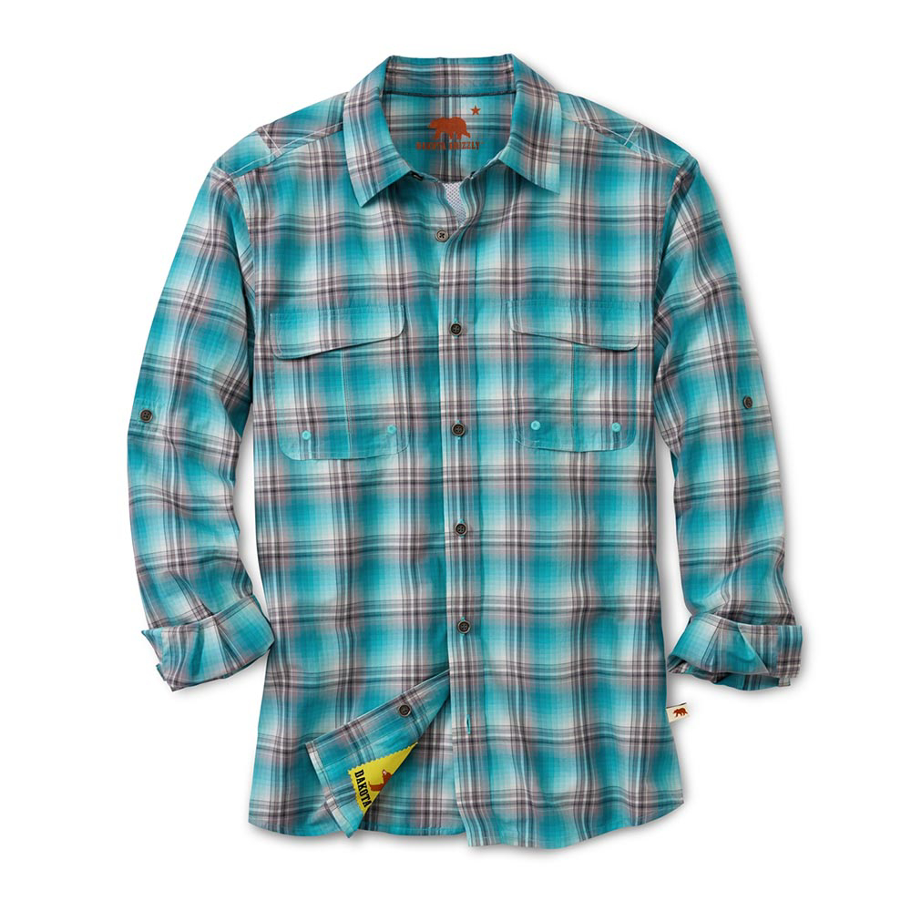 Dakota Grizzly Corky Mens Shirt