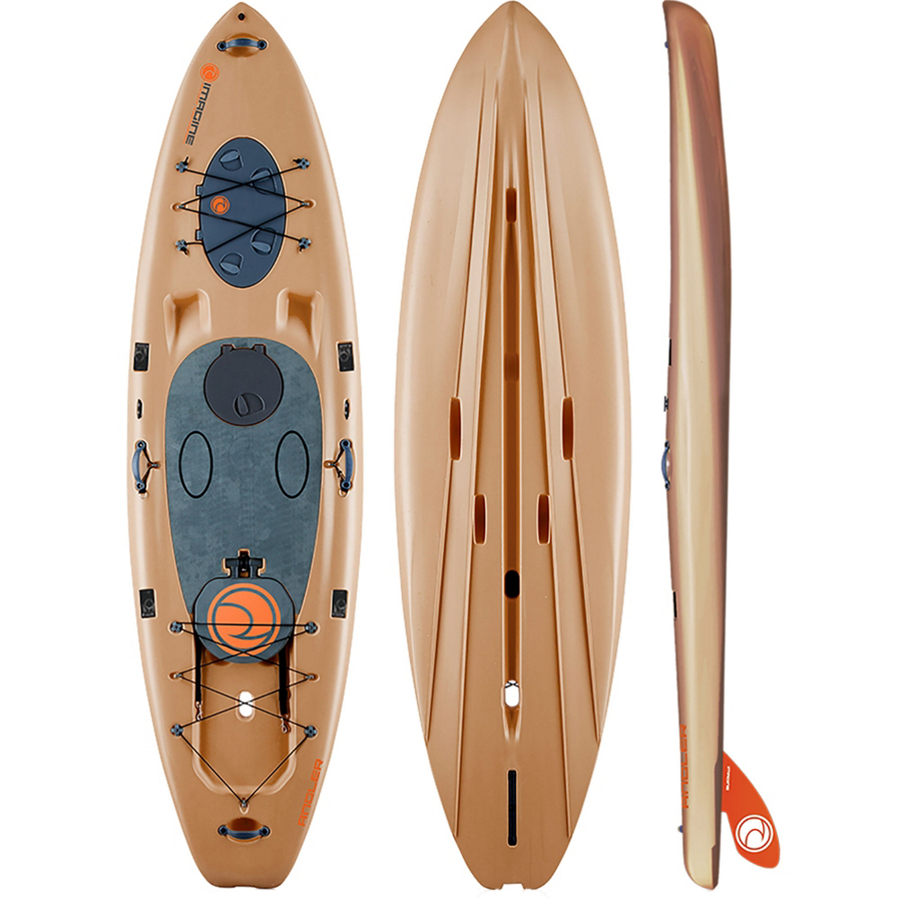Imagine Surf Angler 11' Recreational Stand Up Paddleboard 2017