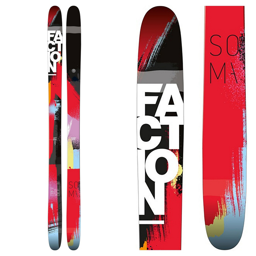 Faction Soma Skis