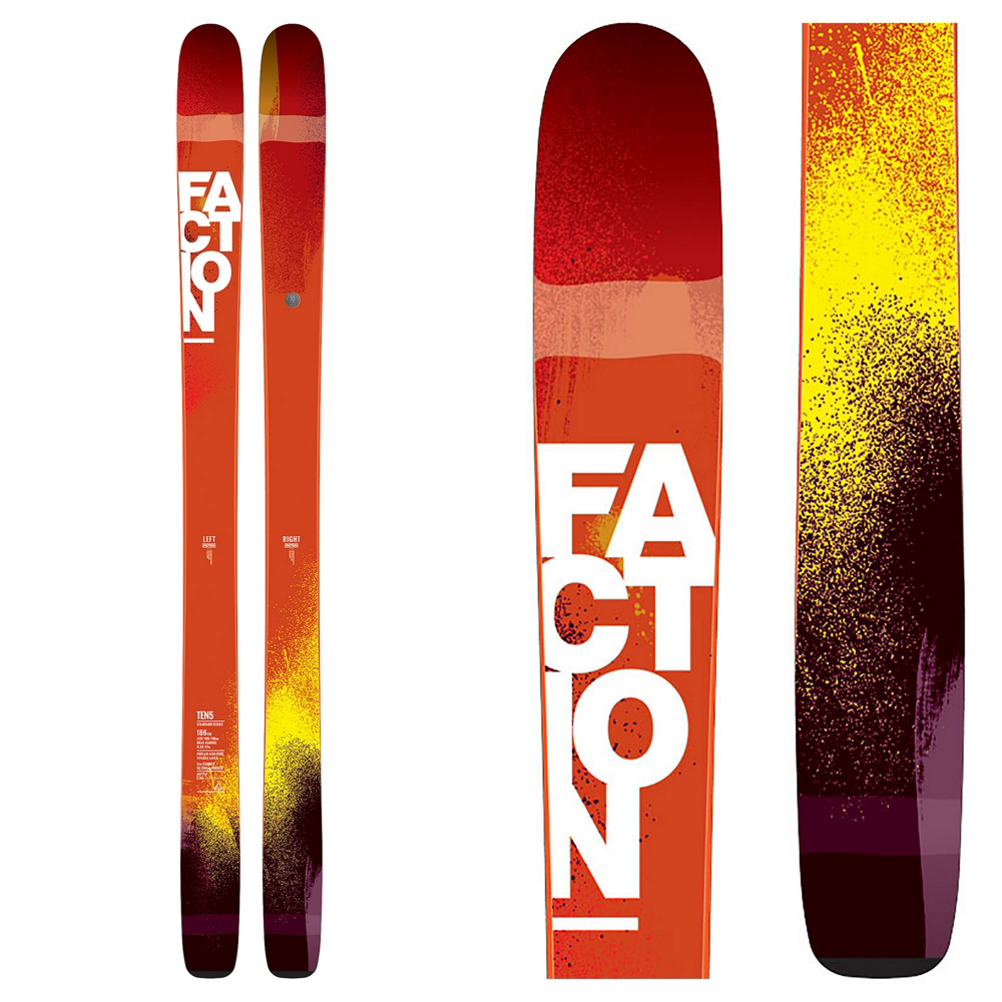 Faction Ten5 Skis