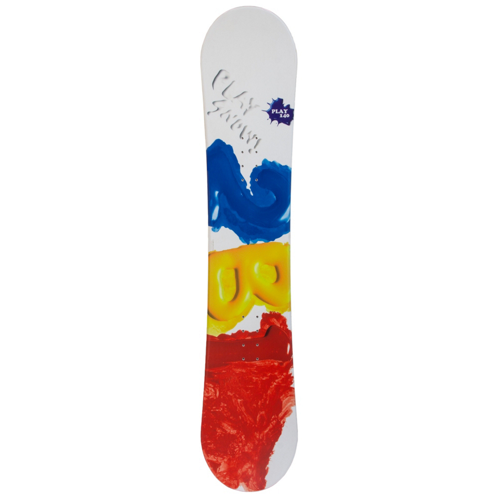 Image of 2B1 Play Red Boys Snowboard